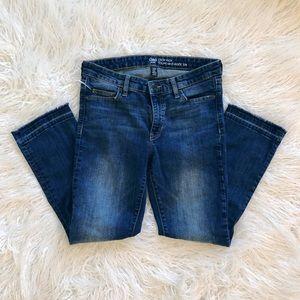 Gap Crop Kick Jeans